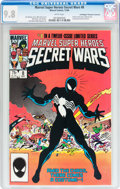 Modern Age (1980-Present):Superhero, Marvel Super Heroes Secret Wars #8 Don/Maggie Thompson Collectionpedigree (Marvel, 1984) CGC NM/MT 9.8 White pages....