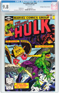 Modern Age (1980-Present):Superhero, The Incredible Hulk #260 Don/Maggie Thompson Collection pedigree (Marvel, 1981) CGC NM/MT 9.8 White pages....