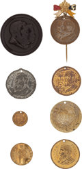 Political:Tokens & Medals, James G. Blaine: Eight Items....