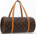 Luxury Accessories:Bags, Louis Vuitton Classic Monogram Canvas Papillon PM Bag . ...