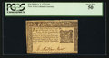 Colonial Notes:New York, New York September 2, 1775 $10 PCGS About New 50.. ...