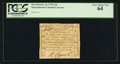 Colonial Notes:Massachusetts, Massachusetts October 16, 1778 12d PCGS Very Choice New 64.. ...