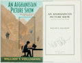 Books:Biography & Memoir, William T. Vollmann. SIGNED. An Afghanistan Picture Show or, How I Saved the World. Farrar, Straus and Giroux, [...