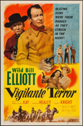 """Movie Posters:Western, Vigilante Terror & Other Lot (Allied Artists, 1953). One Sheets (2) (27"""" X 41""""). Western.. ... (Total: 2 Items)"""
