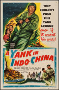 "Movie Posters:Adventure, A Yank in Indo-China (Columbia, 1952). One Sheet (27"" X 41"").Adventure.. ..."