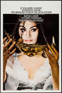 """Ghosts-Italian Style (MGM, 1968). One Sheet (27"""" X 41"""") Style B. Foreign"""