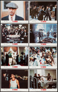 """Movie Posters:Crime, Once Upon a Time in America (Warner Brothers, 1984). Lobby Card Set of 8 (11"""" X 14""""). Crime.. ... (Total: 8 Items)"""