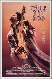 "Sign 'o' the Times (Cineplex-Odeon, 1987). One Sheet (27"" X 41""). Rock and Roll"