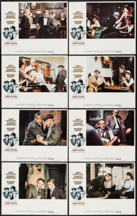 """The Sting (Universal, 1973). Lobby Card Set of 8 (11"""" X 14""""). Crime. ... (Total: 8 Items)"""