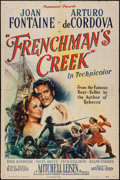 "Movie Posters:Adventure, Frenchman's Creek (Paramount, 1944). One Sheet (27"" X 41"").Adventure.. ..."