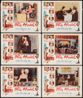"Movie Posters:Comedy, Paris Model & Other Lot (Columbia, 1953). Lobby Cards (10) (11"" X 14""). Comedy.. ... (Total: 10 Items)"