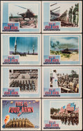 """Movie Posters:War, This is Your Army (20th Century Fox, 1954). Lobby Card Set of 8(11"""" X 14""""). War.. ... (Total: 8 Items)"""