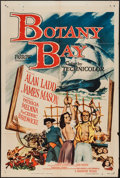 "Movie Posters:Adventure, Botany Bay (Paramount, 1953). One Sheet (27"" X 41""). Adventure....."