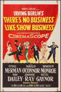 """Movie Posters:Musical, There's No Business Like Show Business (20th Century Fox, 1954).One Sheet (27"""" X 41""""). Musical.. ..."""
