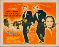"Movie Posters:Musical, High Society (MGM, 1956). Half Sheet (22"" X 28""). Musical.. ..."