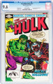 The Incredible Hulk #271 (Marvel, 1982) CGC NM+ 9.6 White pages