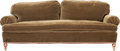 Furniture , AN EDWARDIAN-STYLE MOHAIR UPHOLSTERED SOFA, 20th century. 32 x 95 x 41 inches (81.3 x 241.3 x 104.1 cm). ...