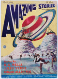 Pulps:Science Fiction, Amazing Stories V1#1 (Ziff-Davis, 1926) Condition: ApparentVG/FN....