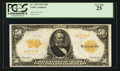 Large Size:Gold Certificates, Fr. 1199 $50 1913 Gold Certificate PCGS Very Fine 25.. ...