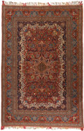 Rugs & Textiles:Carpets, A PERSIAN ISFAHAN-STYLE RUG, 20th century. 9 feet long x 13 feetwide (274.3 x 396.2 cm). WEIDER HEALTH AND FITNESS COLLEC...