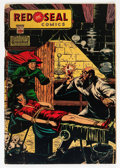 Golden Age (1938-1955):Crime, Red Seal Comics #14 (Chesler, 1945) Condition: GD-....