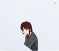Animation Art:Production Cel, Serial Experiments Lain Animation Art (Triangle Staff,1998)....