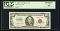 Small Size:Legal Tender Notes, Fr. 1550* $100 1966 Legal Tender Note. PCGS Apparent Extremely Fine 45.. ...