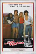 """Movie Posters:Bad Girl, The Pom Pom Girls (Crown-International, 1976). One Sheet (27"""" X41""""). Style B. Comedy. Directed by Joseph Ruben. Starring Ro..."""