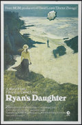"""Movie Posters:Drama, Ryan's Daughter (MGM, 1970). One Sheet (27"""" X 41""""). Style A. Drama.Directed by David Lean. Starring Robert Mitchum, Trevor ..."""