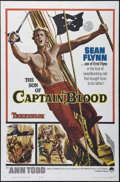 "Movie Posters:Adventure, The Son of Captain Blood (Paramount, 1963). One Sheet (27"" X 41"").Adventure. Directed by Tulio Demicheli. Starring Sean Fly..."