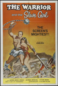"Movie Posters:Adventure, The Warrior and the Slave Girl (Columbia, 1958). One Sheet (27"" X41""). Adventure. Directed by Vittorio Cottafavi. Starring ..."