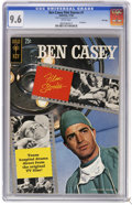Silver Age (1956-1969):Miscellaneous, Ben Casey Film Stories #1 File Copy (Gold Key, 1962) CGC NM+ 9.6White pages. All photos. Photo pin-up back cover. Overstree...