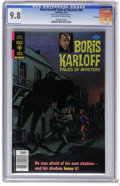 Bronze Age (1970-1979):Horror, Boris Karloff Tales of Mystery #89 File Copy (Gold Key, 1979) CGC NM/MT 9.8 Off-white to white pages. Painted cover. Overstr...