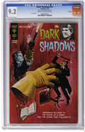 Bronze Age (1970-1979):Horror, Dark Shadows #12 File Copy (Gold Key, 1972) CGC NM- 9.2 Cream tooff-white pages. Painted cover. Joe Certa art. Overstreet 2...