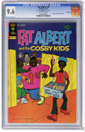 Bronze Age (1970-1979):Cartoon Character, Fat Albert #3 (Gold Key, 1974) CGC NM+ 9.6 Off-white pages.Features Fat Albert and the Cosby Kids. Overstreet 2006 NM- 9.2 ...