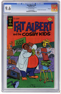 Bronze Age (1970-1979):Cartoon Character, Fat Albert #18 File Copy (Gold Key, 1977) CGC NM+ 9.6 Off-whitepages. Overstreet 2006 NM- 9.2 value = $18. CGC census 5/06:...