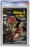 Bronze Age (1970-1979):Horror, Ripley's Believe It Or Not #28 File Copy (Gold Key, 1971) CGC NM9.4 Off-white to white pages. Painted cover. John Celardo, ...