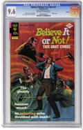 Bronze Age (1970-1979):Horror, Ripley's Believe It Or Not #57 File Copy (Gold Key, 1974) CGC NM+9.6 Off-white to white pages. Painted cover. Adolfo Buylla...