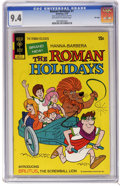 Bronze Age (1970-1979):Cartoon Character, Roman Holidays, The #1 File Copy (Gold Key, 1973) CGC NM 9.4Off-white to white pages. Overstreet 2006 NM- 9.2 value = $60. ...