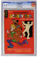 Bronze Age (1970-1979):Cartoon Character, Scooby Doo #7 File Copy (Gold Key, 1971) CGC NM 9.4 Off-white towhite pages. Overstreet 2006 NM- 9.2 value = $85. CGC censu...