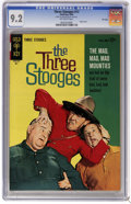 Silver Age (1956-1969):Humor, Three Stooges #17 File Copy (Gold Key, 1964) CGC NM- 9.2 Off-white pages. Photo cover. Little Monsters begin. Overstreet 200...