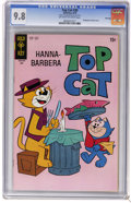 Bronze Age (1970-1979):Cartoon Character, Top Cat #30 File Copy (Dell/Gold Key, 1970) CGC NM/MT 9.8 Off-whiteto white pages. Snagglepuss backup story. Overstreet 200...