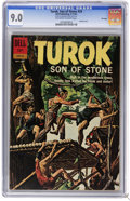 Silver Age (1956-1969):Adventure, Turok #29 File Copy (Dell, 1962) CGC VF/NM 9.0 Off-white to white pages. Painted cover. Overstreet 2006 VF/NM 9.0 value = $9...