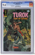 Bronze Age (1970-1979):Superhero, Turok #109 File Copy (Gold Key, 1977) CGC NM+ 9.6 Off-white to white pages. Painted cover. Alberto Giolitti art. Overstreet ...