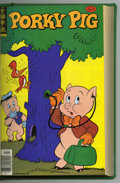 Bronze Age (1970-1979):Miscellaneous, Gold Key Porky Pig/Yosemite Sam Bound Volume (Gold Key, 1979-80).This bound comic volume contains Porky Pig issues #87,...