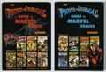 Books:Reference, Photo-Journal Guide to Marvel Comic Books, The Two Volume HardbackSet (Gerber Publishing, 1991) Condition: Average VF/NM. N...