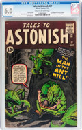 Silver Age (1956-1969):Superhero, Tales to Astonish #27 (Marvel, 1962) CGC FN 6.0 Cream to off-whitepages....