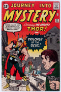 Silver Age (1956-1969):Superhero, Journey Into Mystery #87 (Marvel, 1962) Condition: VG....