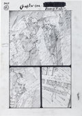 Original Comic Art:Splash Pages, Simon Bisley Tower Chronicles #1 Splash Page 13 Original Art(Legendary, 2012).. ...