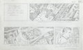 "Original Comic Art:Miscellaneous, Jack Kirby Fantastic Four ""The Menace of Magneto"" Storyboard #34Original Animation Art (DePatie-Freleng, 1978)..."